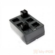 Зарядное устройство на 6 аккумуляторов для Toshiba B-EP2 / B-EP4 / B-FP3