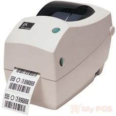 Настольный термотрансферный принтер Zebra TLP 2824S Plus