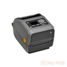 Настольный термотрансферный принтер Zebra ZD620