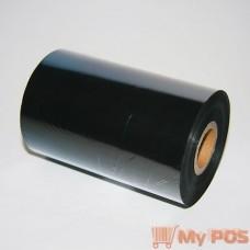 Красящая лента (риббон) TSC SWX 110мм*600м, WAX STANDARD