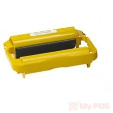 Сменный картридж (риббон) для принтера Zebra ZD420 WAX 2000 110мм*74м