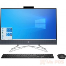 "Моноблок HP 24-df0038ur 23.8"" FHD/ Core i5-1035G1/ 4GB/ 1TB/ noODD/ WiFi/ BT/ DOS/ Jet Black (14Q09EA#ACB)"