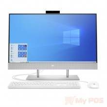"Моноблок HP AIO 27-dp0007ur 27"" FHD Touch/ Ryzen 5 3500U/ 16GB/ 512GB SSD/ noODD/ WiFi/ BT/ Win10/ Natural Silver (9PN03EA#ACB)"