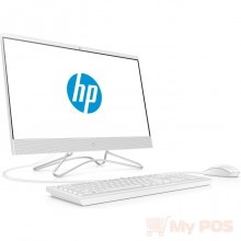 "Моноблок HP 24-df0039ur 23.8"" FHD/ Core i5-1035G1/ 8GB/ 256GB SSD/ noODD/ WiFi/ BT/ DOS/ Snow White (14Q10EA#ACB)"